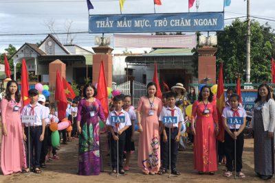 Trường Tiểu học Phan Chu Trinh tổ chức ngày khai giảng năm học mới 2019 – 2020